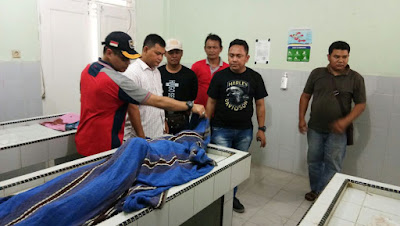 Pelaku Jambret yang menewaskan Pegawai BNI di Tembak Mati Oleh Polisi