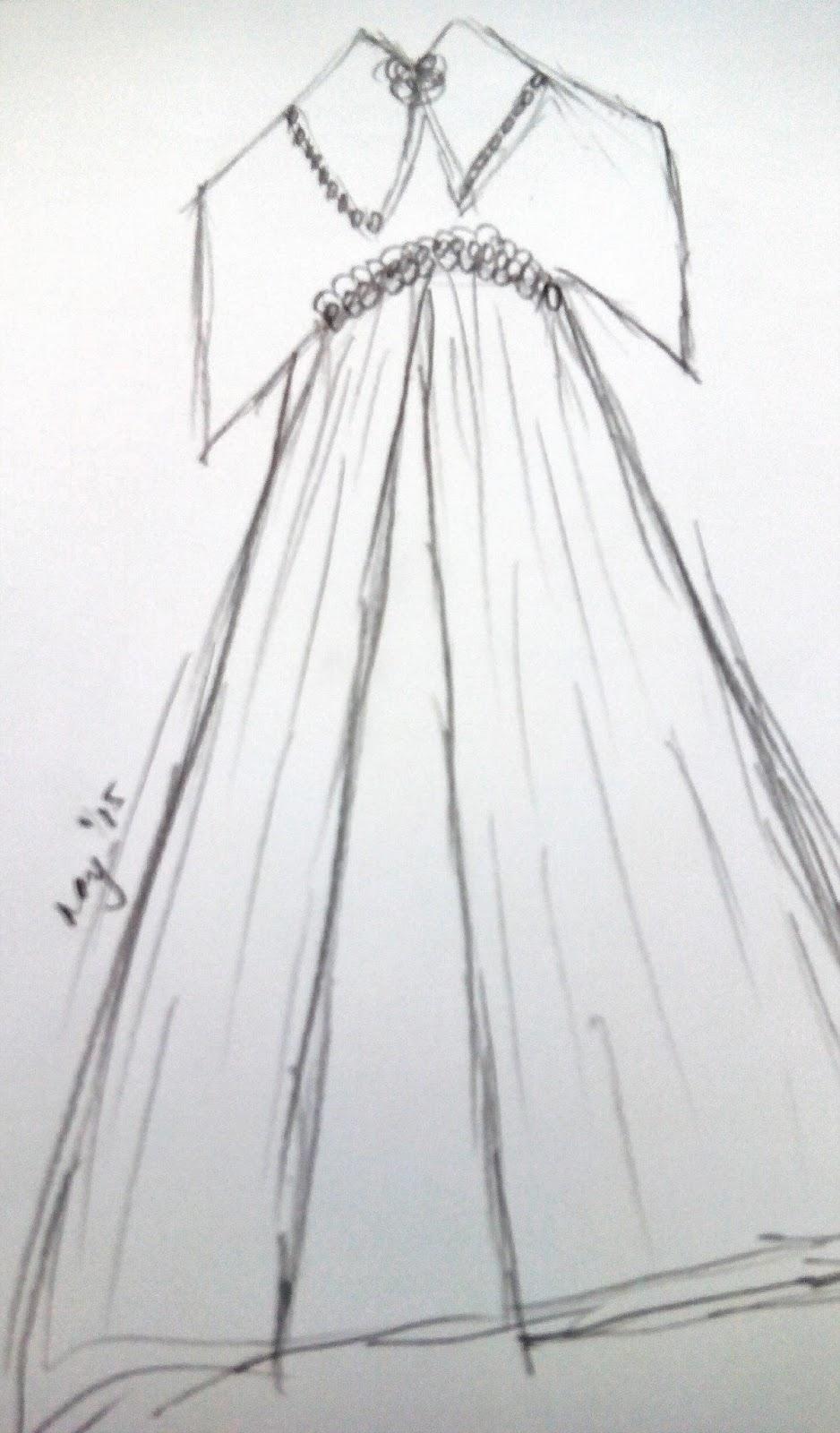Seni Design N Souvenir Contoh Desain Baju