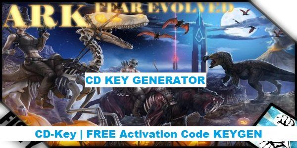 ARK: Fear Evolved free steam code