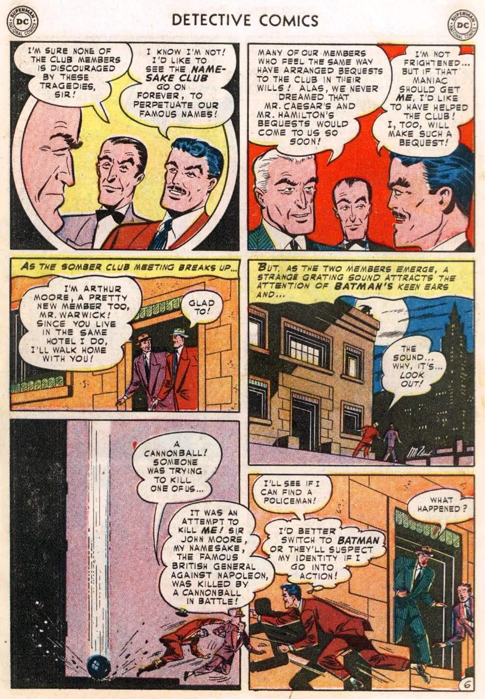 Detective Comics (1937) 183 Page 7