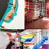 CWNTP 「聚膠行動 #TapeArt」全球首展 以RGB三原色為概念打造出的夜視長廊