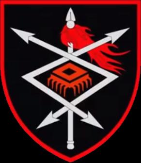 емблема Командування Військ зв'язку та кібербезпеки Збройних Сил Україн
