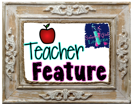 Friday's Teacher Feature: Sasha from Teaching Products