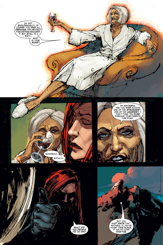 Black Widow 2004 Issue 5 Viewcomic Reading Comics Online
