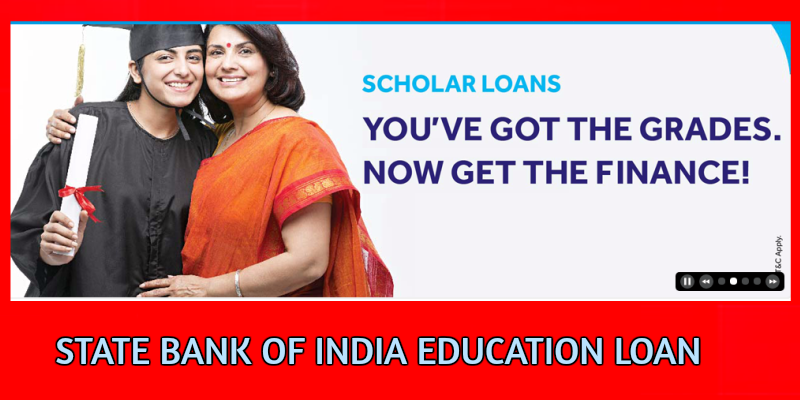 Students Education loan in Reliable Easy to SBI Portal