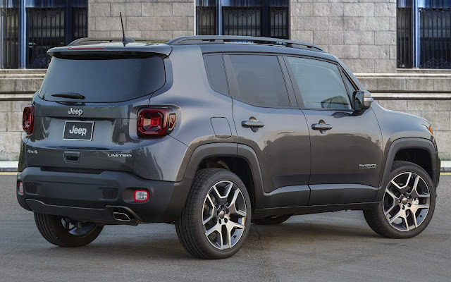 Novo Jeep Renegade 2019 Limited