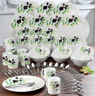 64-Piece Olives Combo Set