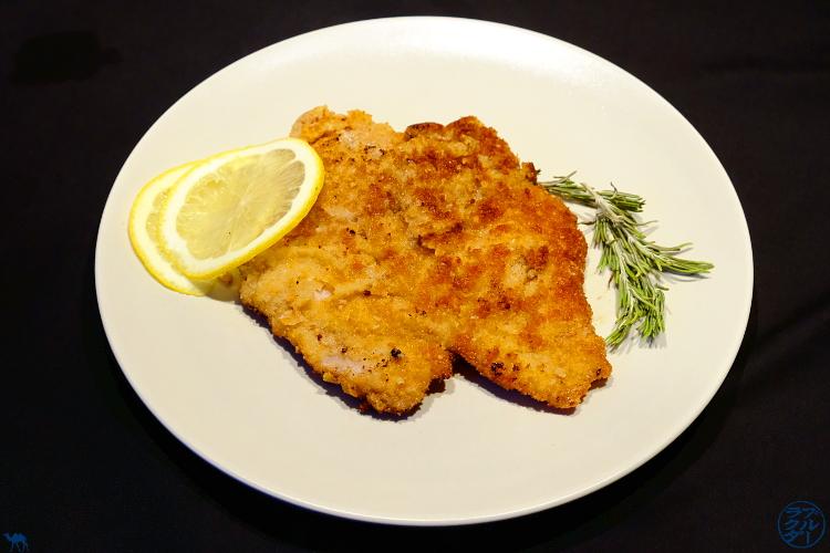 Le Chameau Bleu - Blog Voyage et Cuisine - Recette du Weiner Schnitzel - escalope viennoise