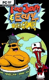 ToeJam and Earl Back in the Groove - ToeJam and Earl Back in the Groove-SKIDROW