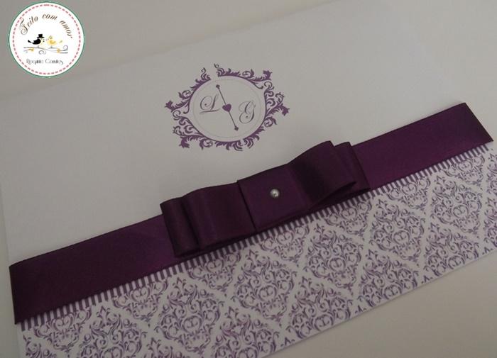 Casamento Ultra-Violet (Roxo)