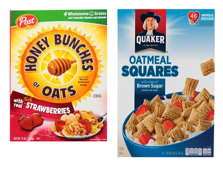 the breakfast bowl march cereal madness round 2 honey bunches of