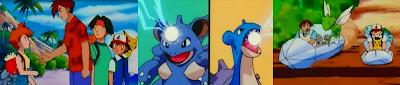 Pokémon Capítulo 13 Temporada 2 Maniobras En La Isla Ombligo