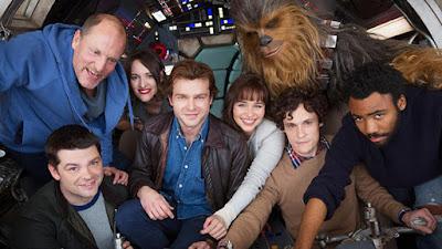 Primera imagen oficial del spin-off de Han Solo
