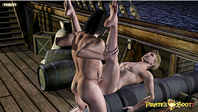 Pirate Booty Gay 27