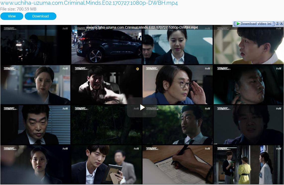 Screenshots Download Film Drama Korea Gratis Criminal Minds aka Keurimineol Maindeu aka 크리미널 마인드 (2017) Episode 02 1080p 720p 480p 360p Subtitle English Indonesia MKV MP4 Uptobox Userscloud Openload Upfile.Mobi