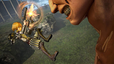 Attack On Titan 2 Final Battle Game Screenshot 6