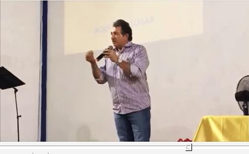 Vídeo mostra prefeito de chapadinha tratando professores como idiotas