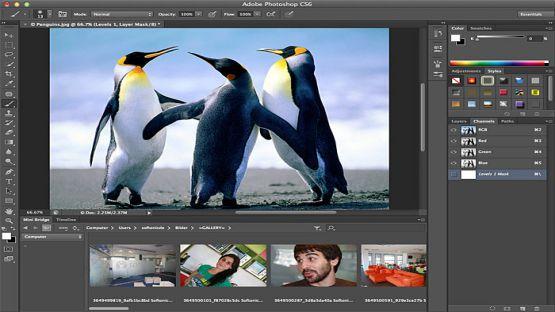 Adobe Photoshop CS6 screenshot 4