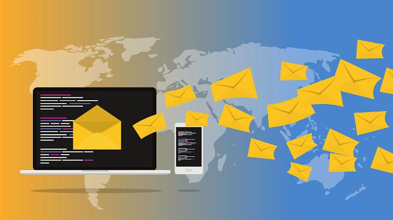 Membuat Layanan Surel / Email Merahputih ID - Catatan Nizwar ID