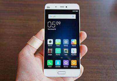Thay mặt kính Xiaomi Mi5