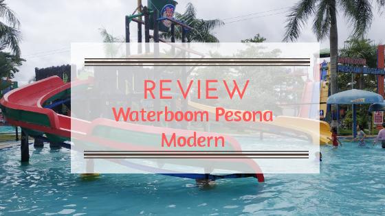 [Review] Waterboom Pesona Modern Banjarmasin