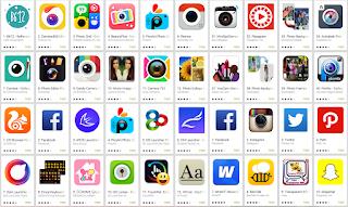 Kumpulan Aplikasi Hp