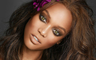 Tyra, Green eyes, Celebrity Eye Colours