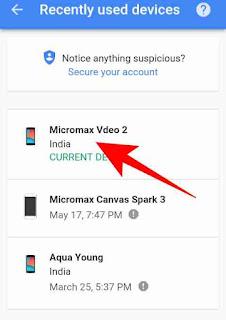 Google account device activity check kese kare 4