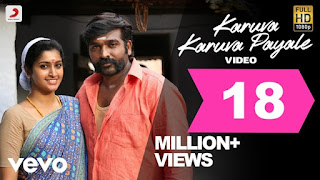 Karuva Karuva Payale Video Song Download Karuppan 2017 Tamil