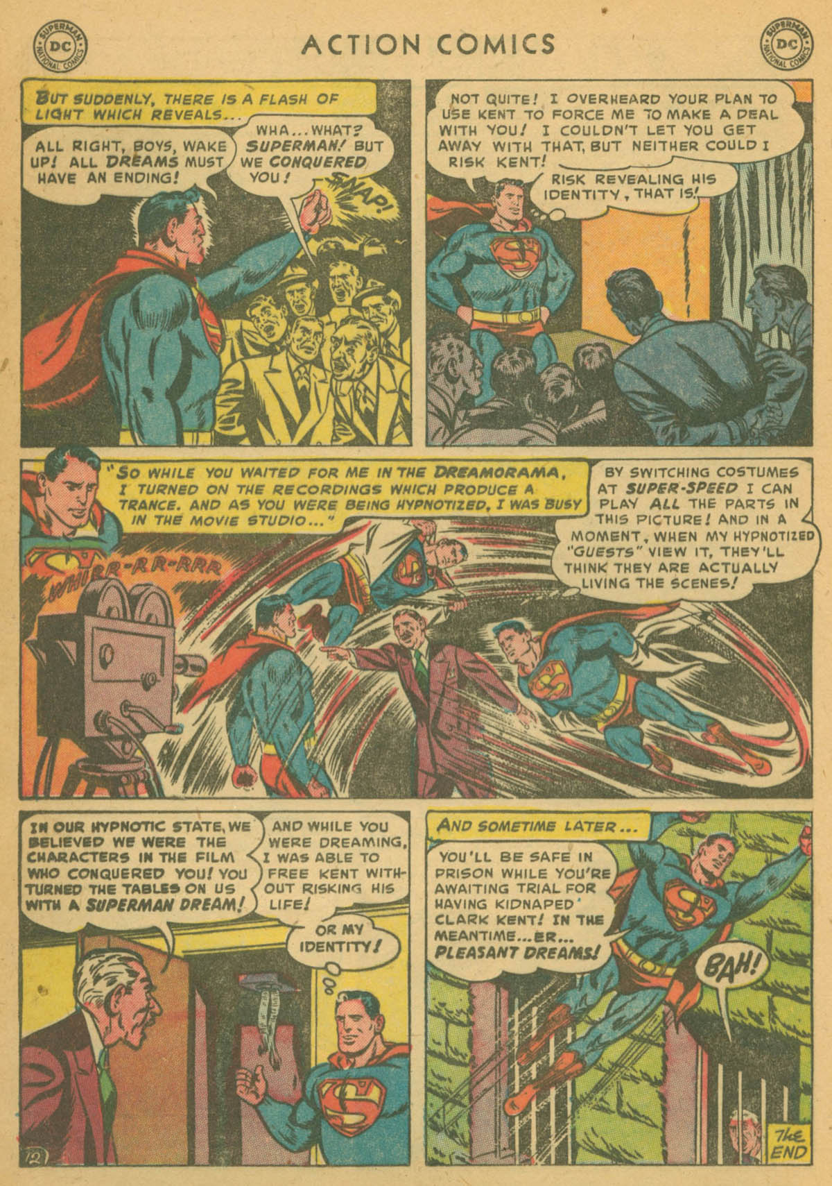 Read online Action Comics (1938) comic -  Issue #178 - 14