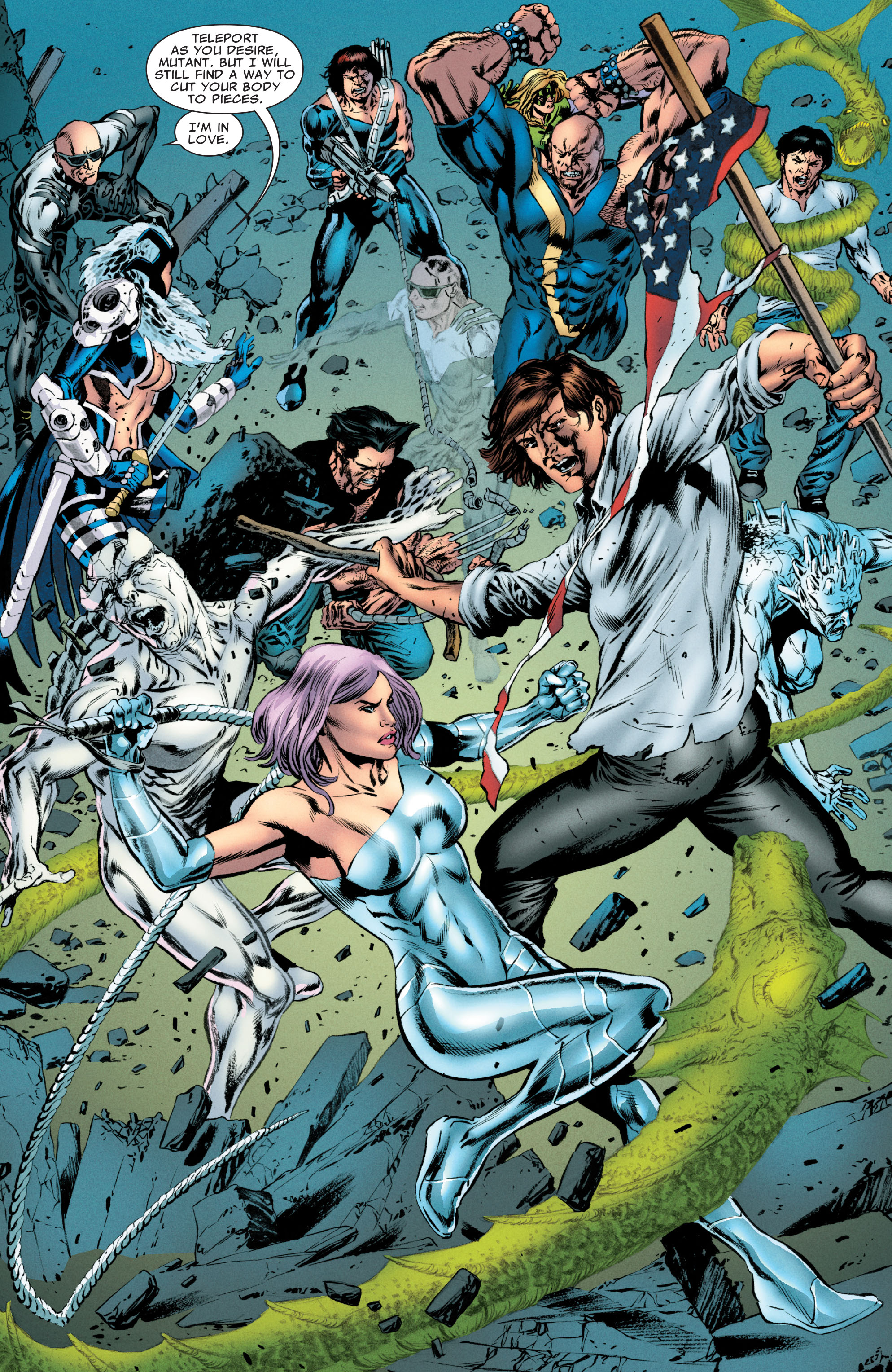 Read online Astonishing X-Men (2004) comic -  Issue #49 - 9