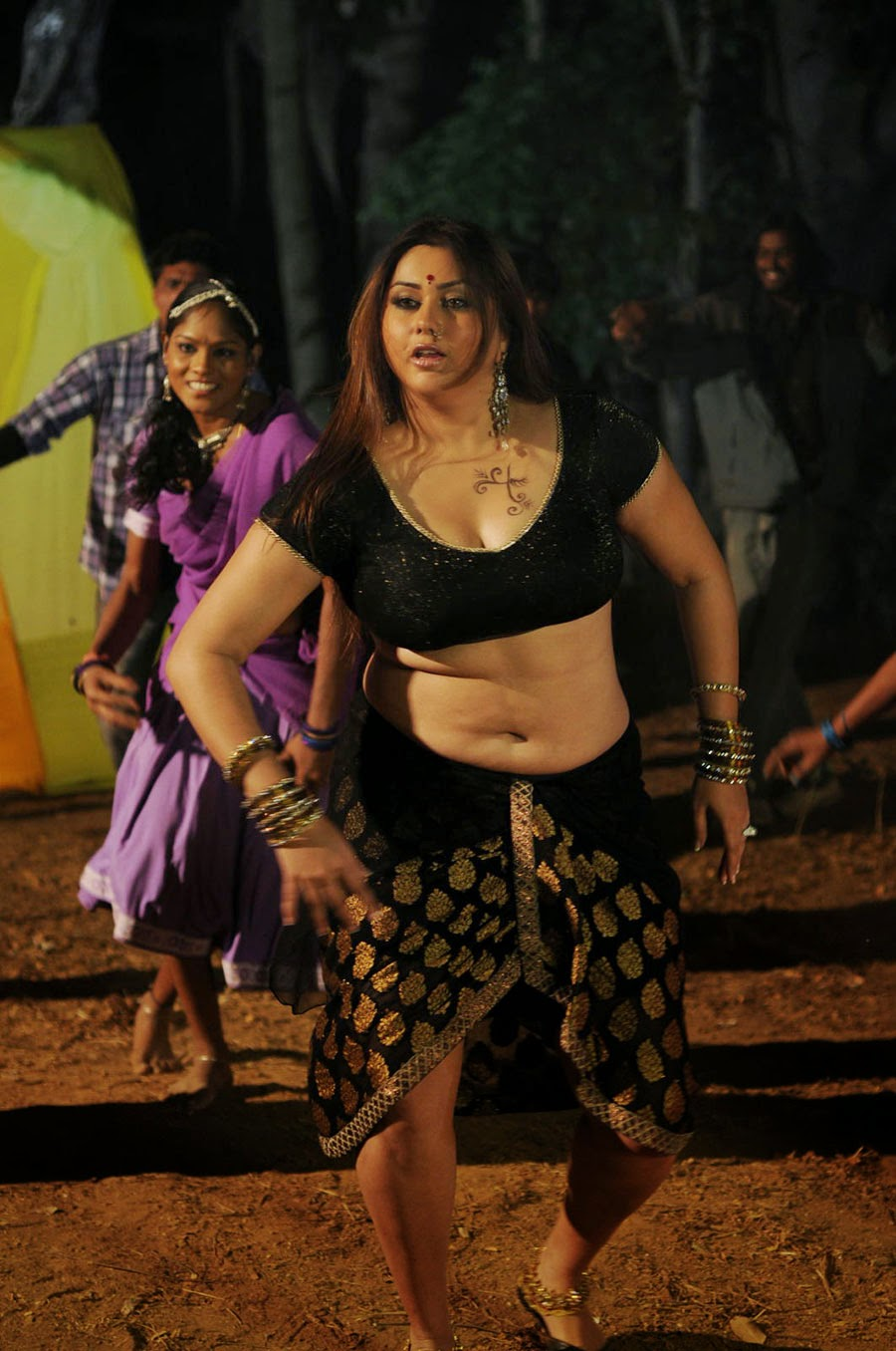 Namitha Hot Item Song Pictures  Namitha Hd Images  All -8675