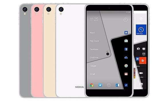 سعر ومواصفات هاتف نوكيا Nokia P6