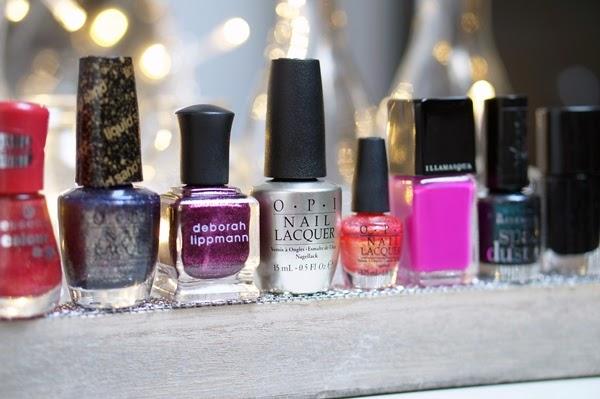 Beautyill Nail Polish Favorites, 2013