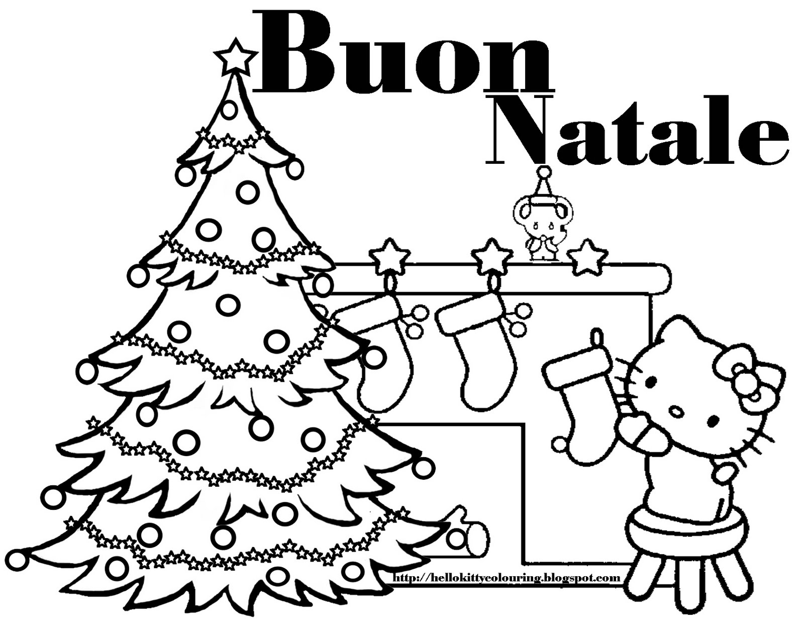 Italian Christmas Coloring Pages | Coloring Pages