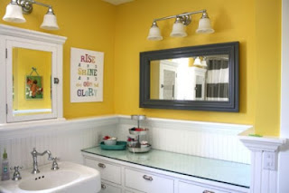 Kitchen and Bathroom Paint Ideas
