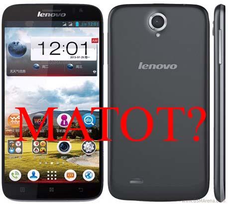 Lenovo a850 firmware english