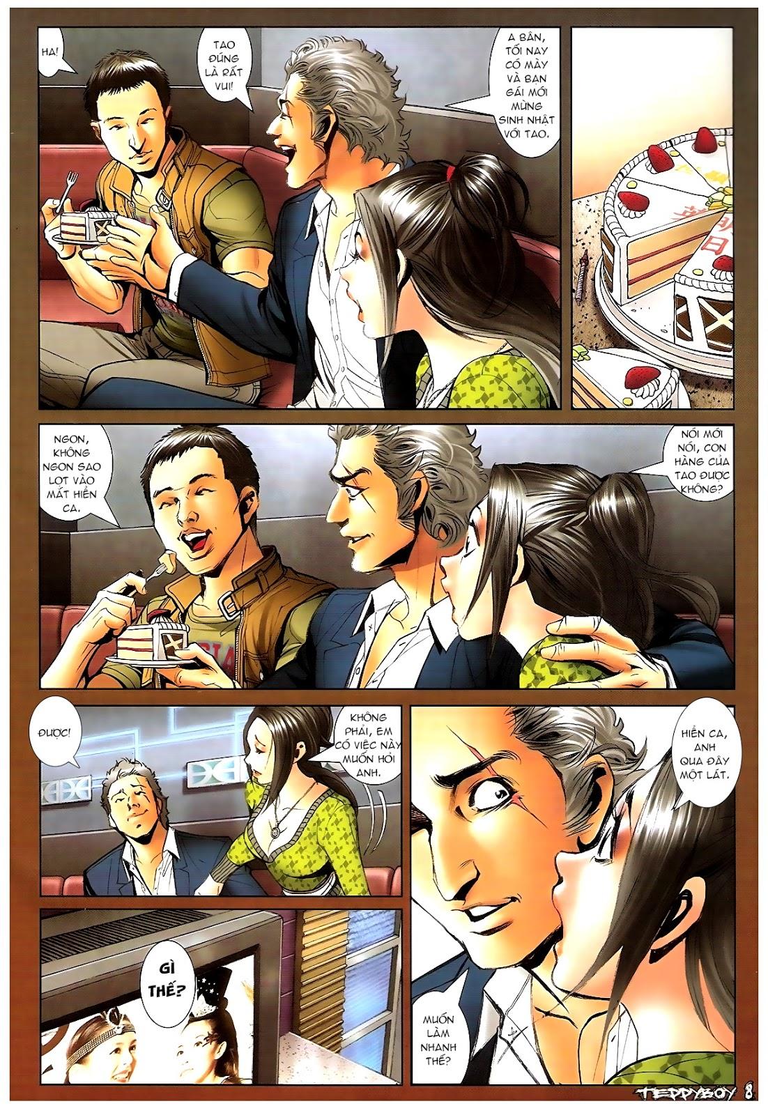 Người Trong Giang Hồ - Chapter 1379: Oan gia gặp nhau - Pic 6