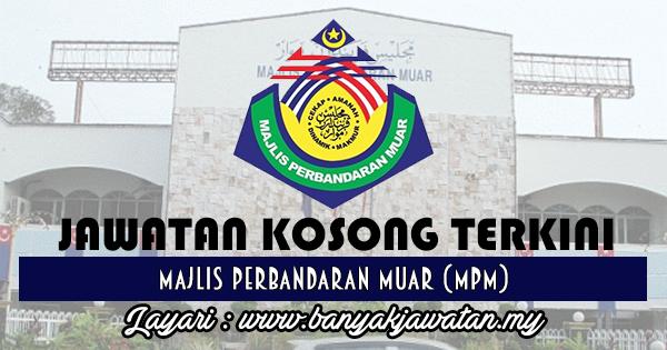 Jawatan Kosong 2017 di Majlis Perbandaran Muar (MPM)