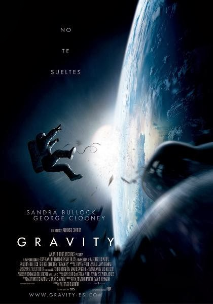 GRAVITY (Alfonso Cuarón-2013)