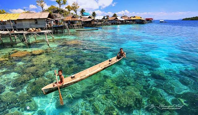 Daftar Tempat Wisata Populer Di Kabupaten Tojo Una-Una Sulawesi Tengah