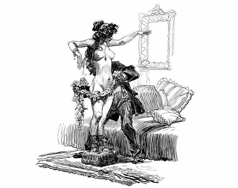 10 ilustradores más reconocidos, Heinrich Kley