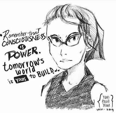 Yuri Kochiyama Quotes