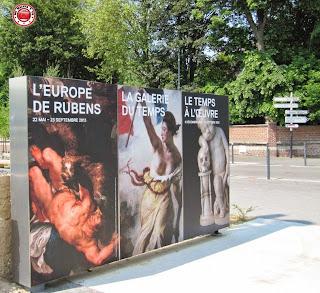Entrada al Museo Louvre-Lens, Francia
