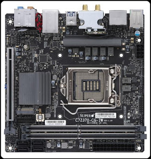 Lineup Motherboard Super Micro Z370 Support Coffee Lake