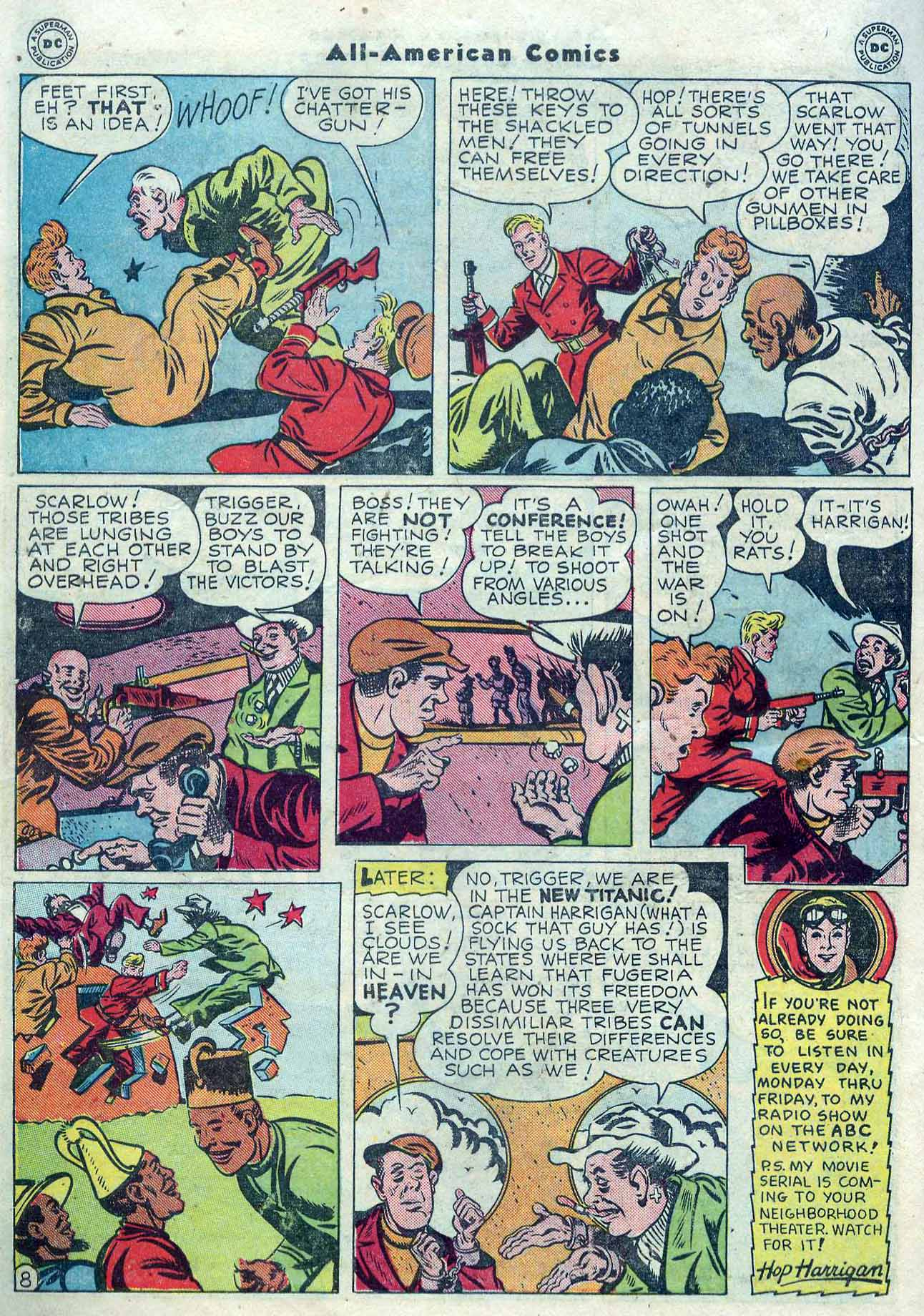 Read online All-American Comics (1939) comic -  Issue #76 - 48