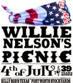 http://en.wikipedia.org/wiki/Willie_Nelson%27s_Fourth_of_July_Picnic