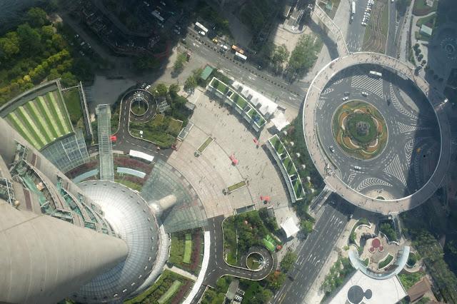 Shanghai, Šanghaj, Perlová věž, Pearl Tower, orient