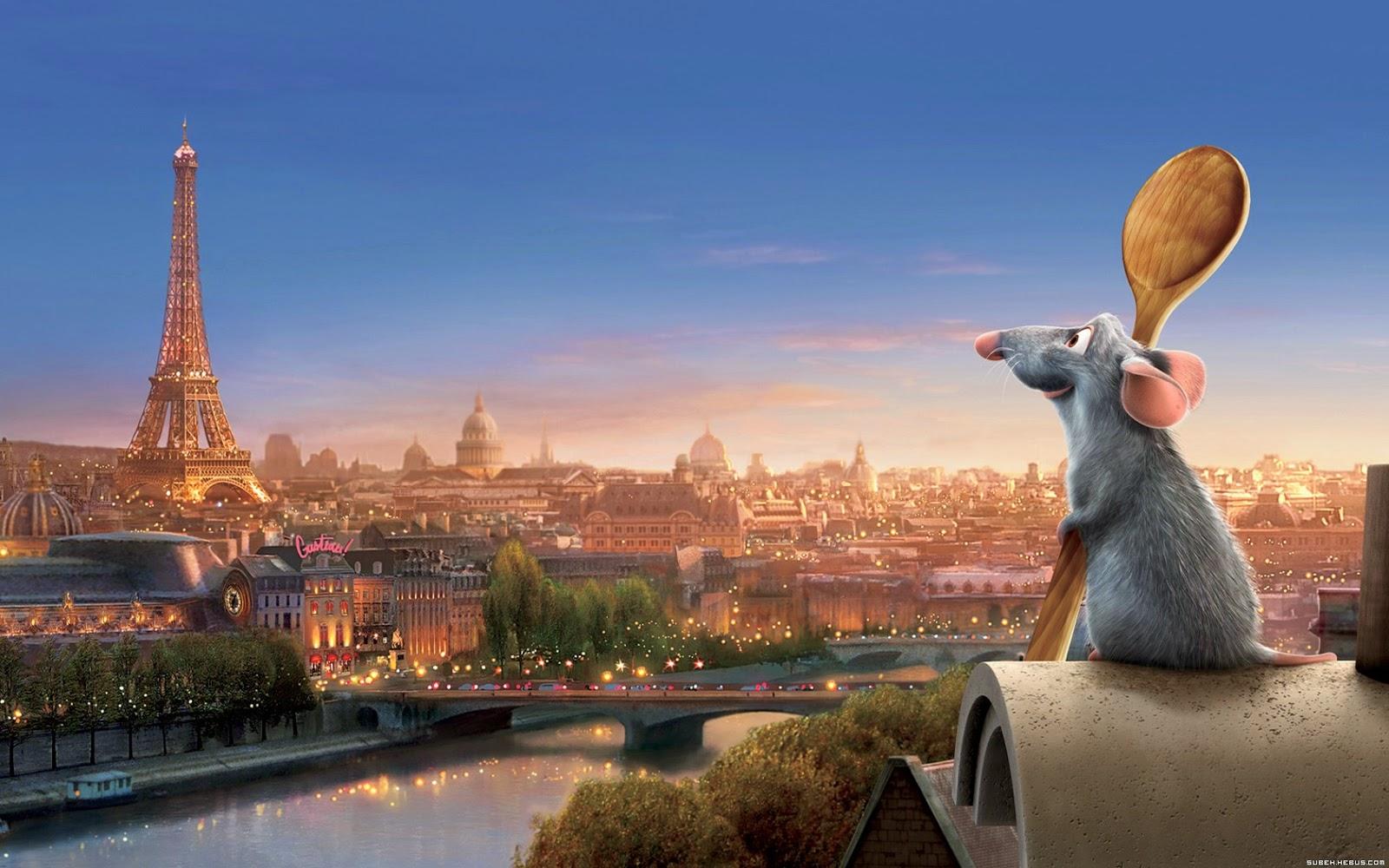 Kumpulan Gambar Ratatouille  Gambar Lucu Terbaru Cartoon