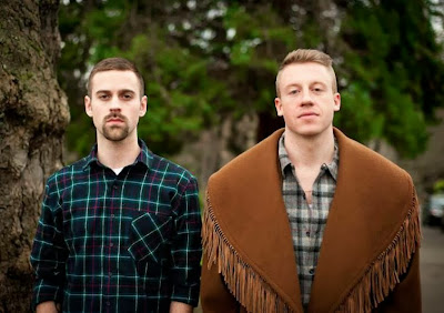 YTMA Breakthrough of the Year: Macklemore and Ryan Lewis
